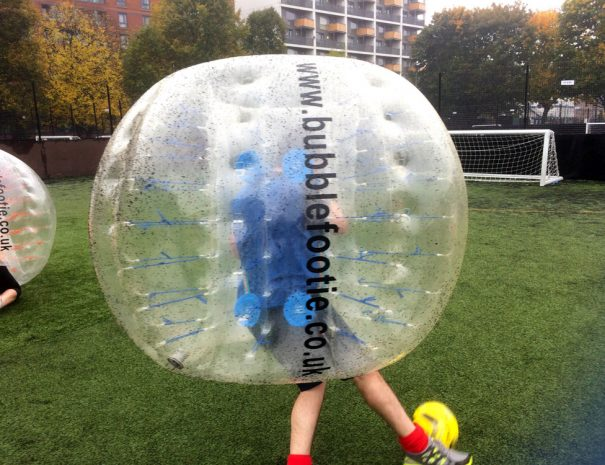 zorb-football-stag-event