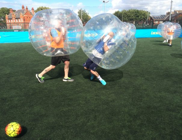 Bubble Football Liverpool
