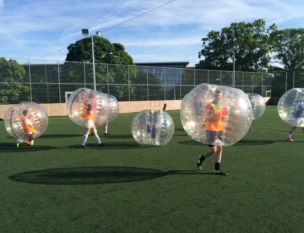 Bubble Football Schools