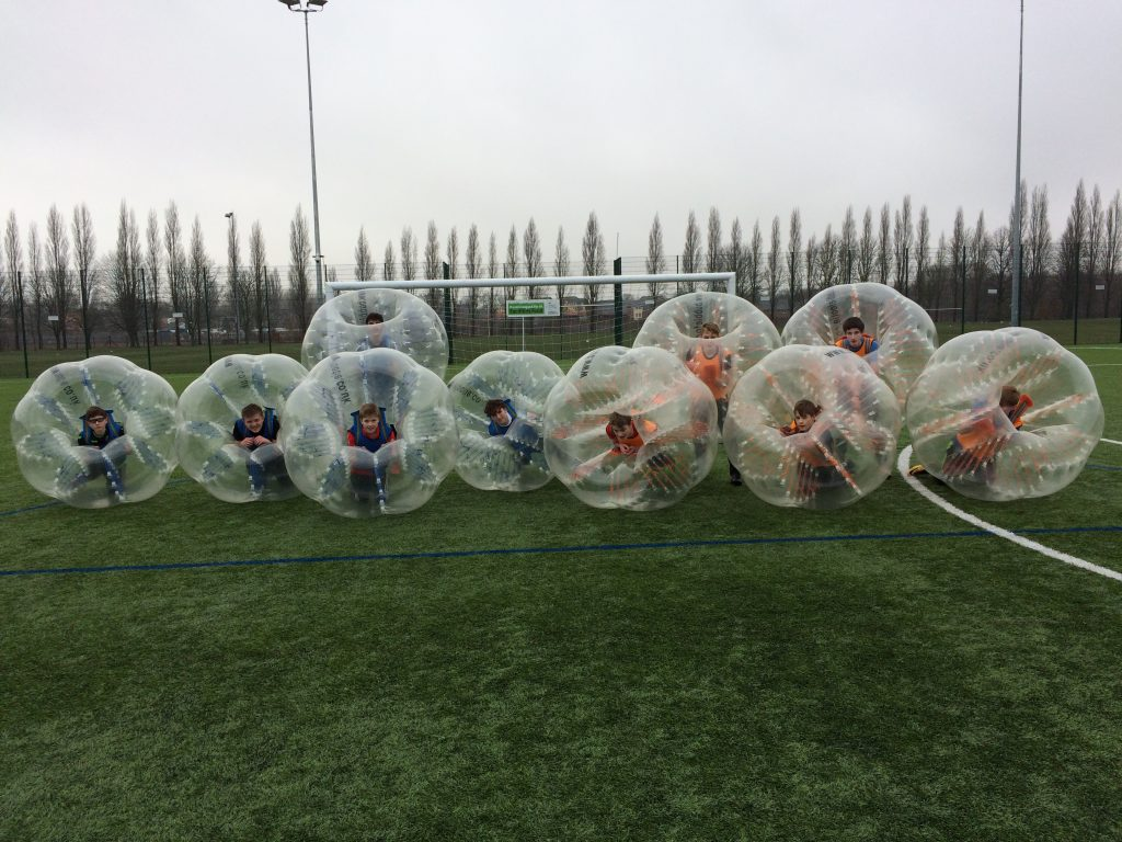 Bubble Football Northwich and Winsford