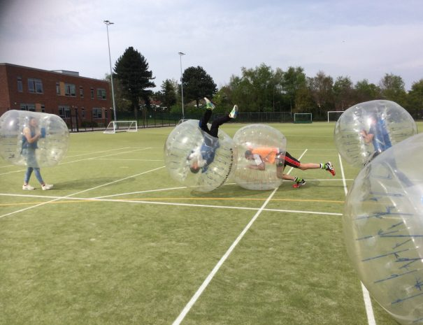 Bubble Football Biddulph
