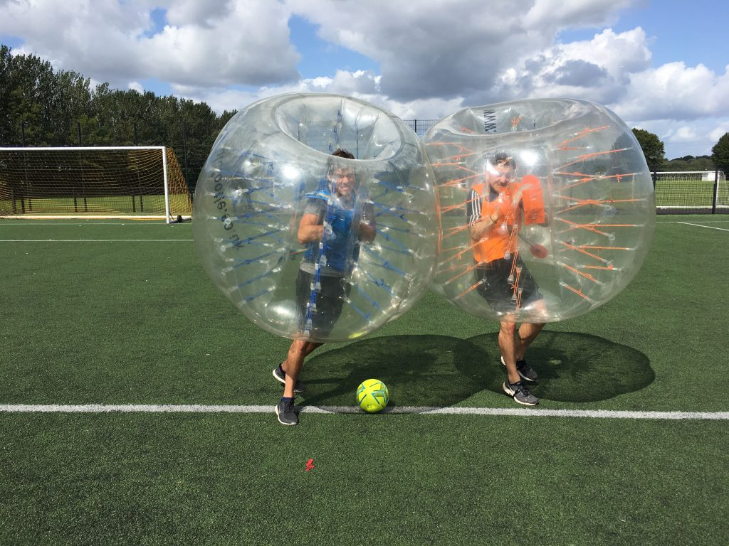 Bubble Football Chester
