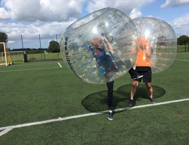 Bubble Football Holmes Chapel & Knutsford