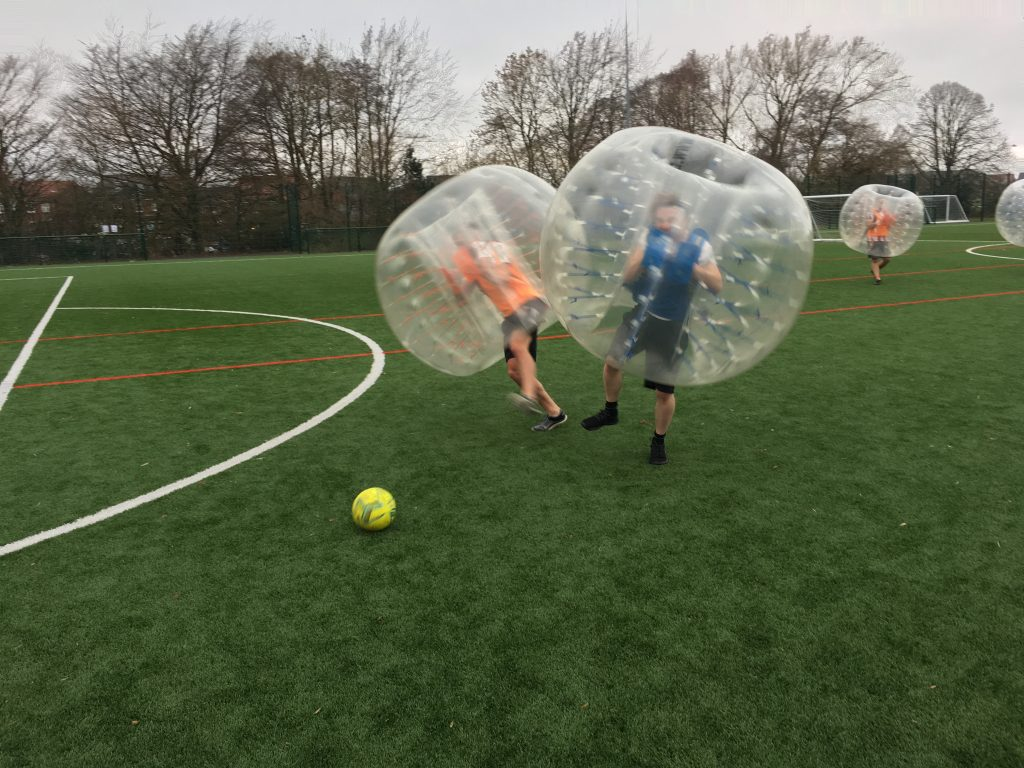 Bubble Football Stoke