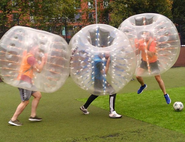 bubble-footie-dodgeball