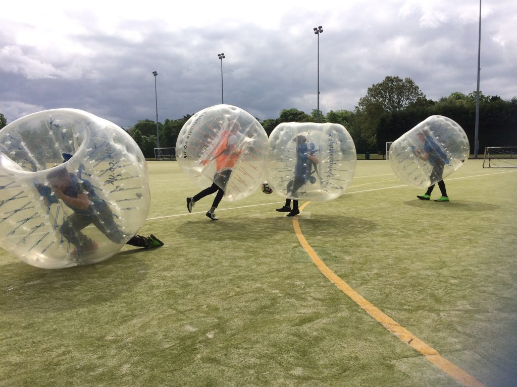 Bubble Football Alsager