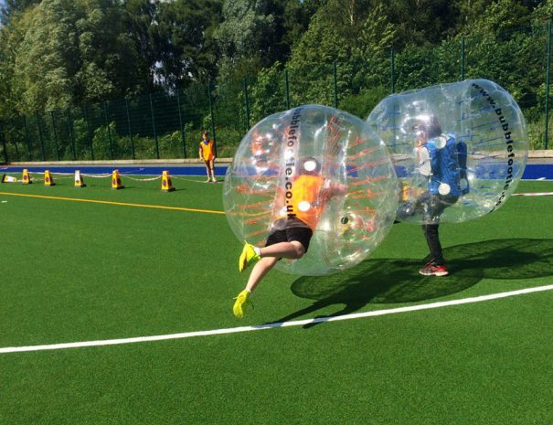 Bubble Football Big Hits