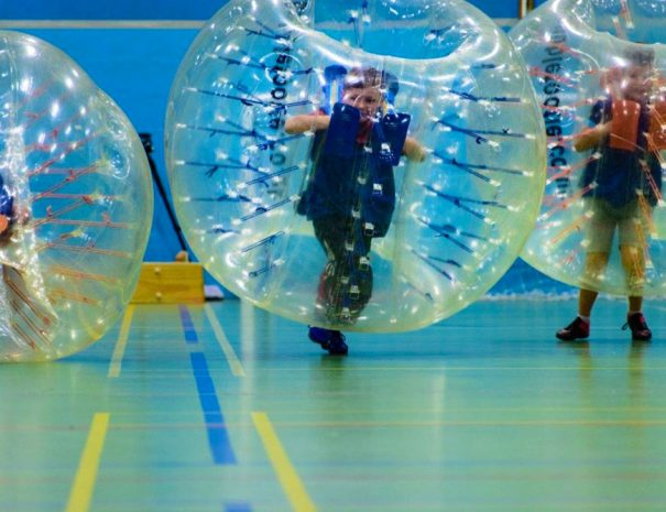 Childrens Bubble Football Cheshire