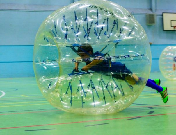 Childrens Bubble Football