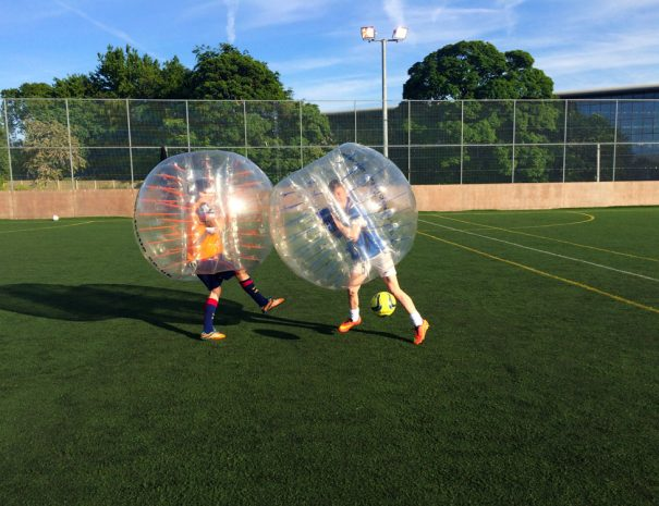 childrens-bubble-football-macclesfield