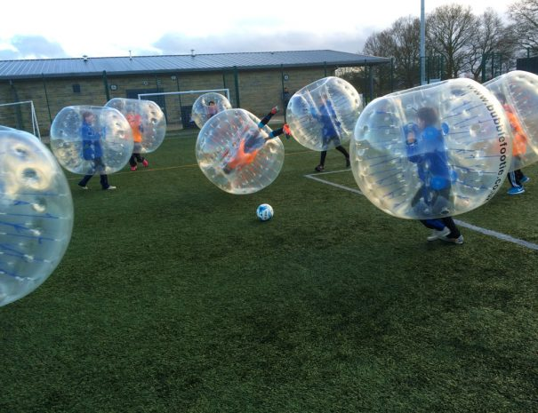 exciting-childrens-bubble-football