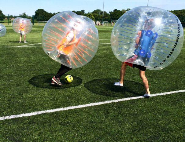zorb-football-party-cheshire