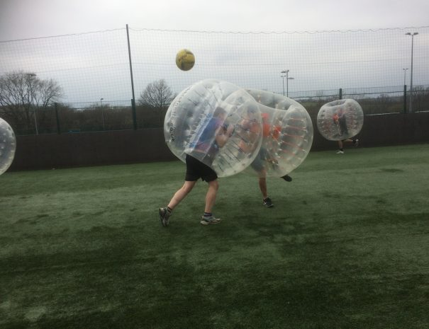 Head to Head in Bubble football