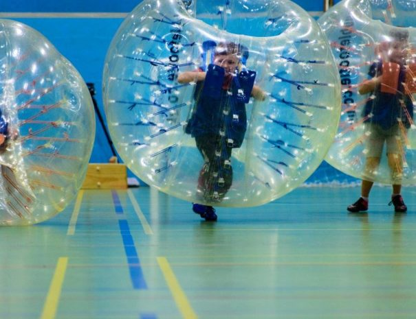 Bubble Football Sandbach & Middlewich
