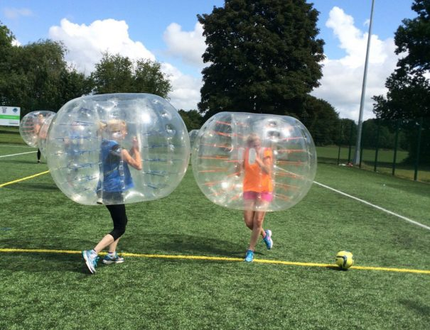 bubble-footie-christleton-outdoor-bounce