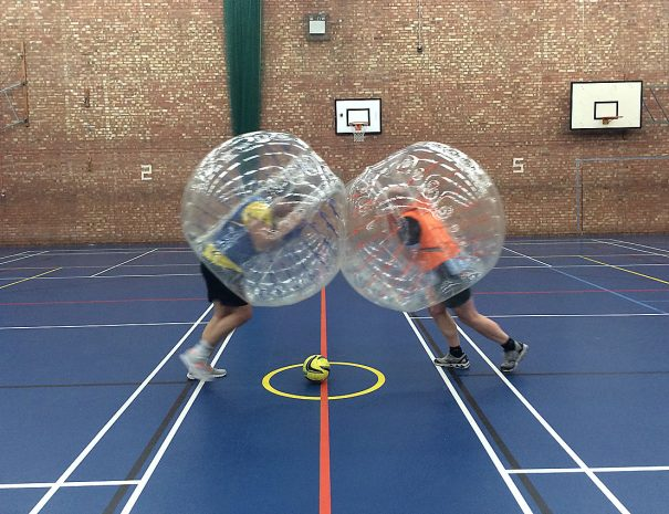 bubble-footie-indoor-chester-one-on-one