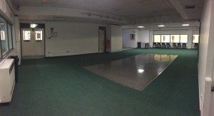 Alsager Leisure Centre Function Area