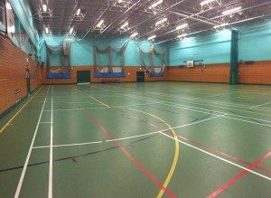 Alsager Leisure Centre Indoor Events