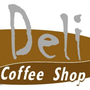 The Deli Coffee Shop Logo