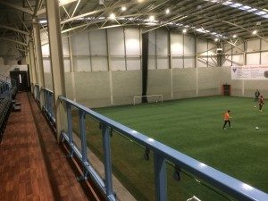 Football Pitch Hire Manchester Indoor